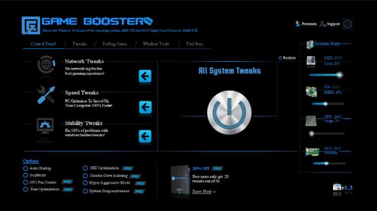aplikasi game booster