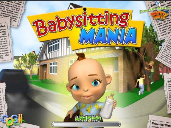 Babysitting Mania untuk anak