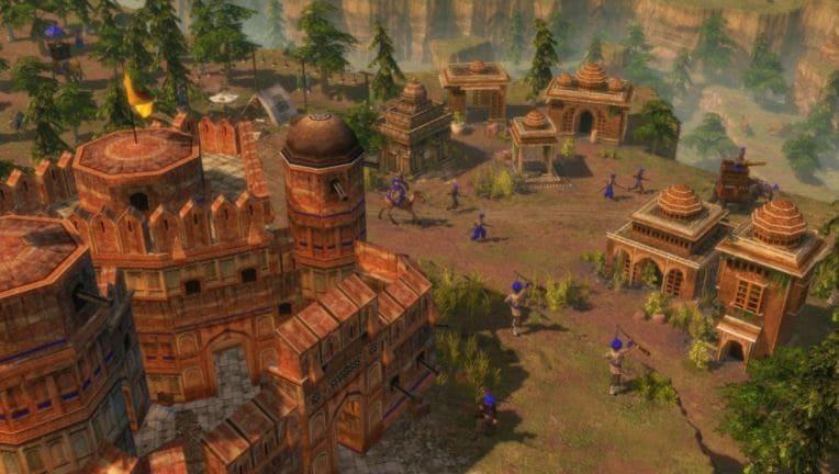 Age of Empires III Omahgame