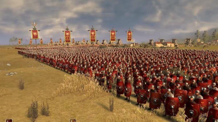 Permainan Total War Rome II