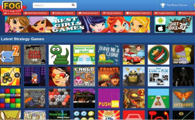 situs permainan komputer daring