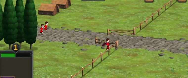 game membangun kerajaan Grow Empire Rome