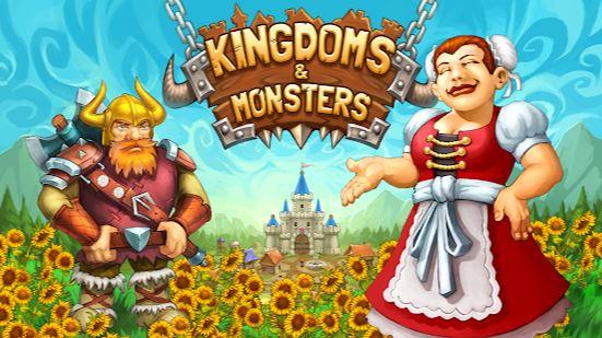 game membangun kerajaan android Kingdom and Lords