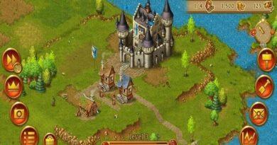 game membangun kerajaan offline
