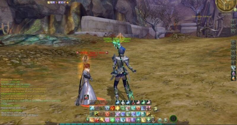 game mmorpg android 2020