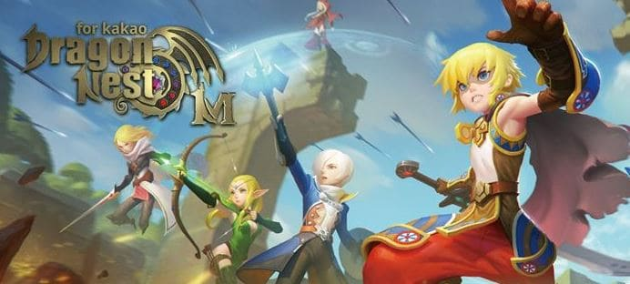 game mmorpg android 2020 Dragon Nest