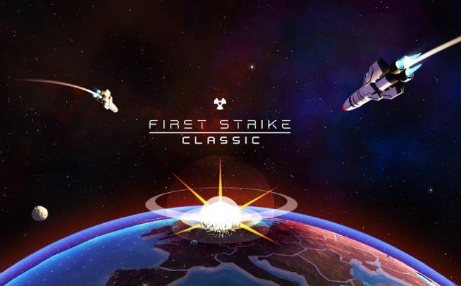 game perang offline ukuran kecil First Strike