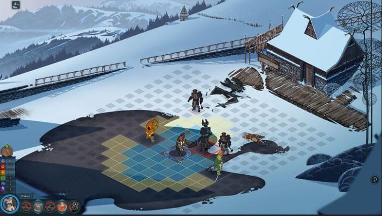 game strategi pc offline The Banner Saga 3