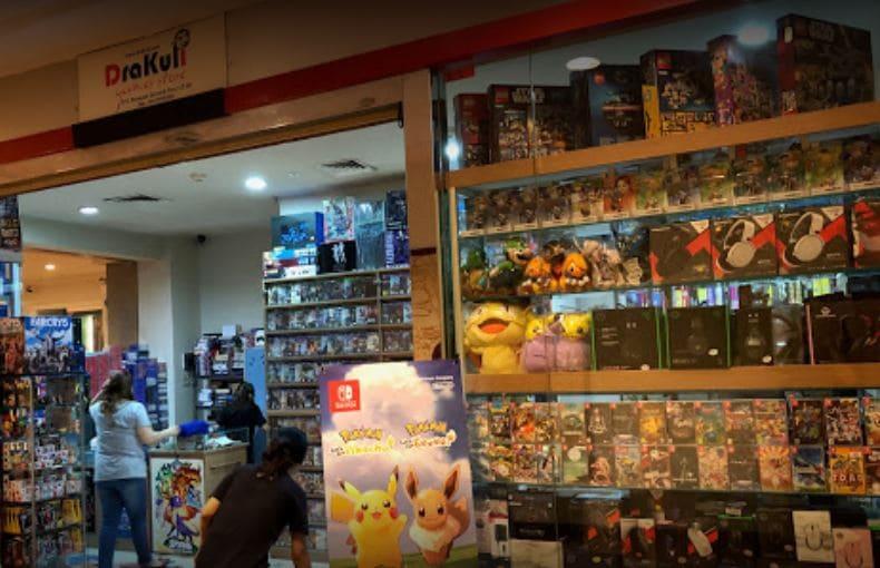 toko game Jakarta Drakuli Games Store