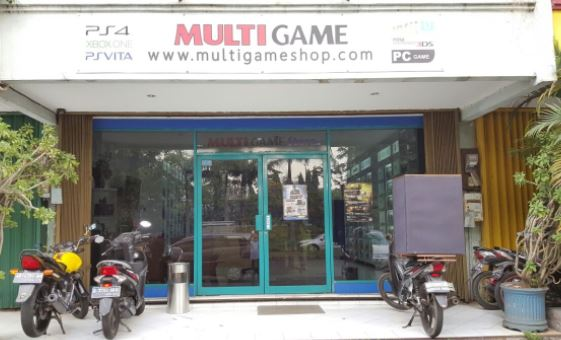 Multigames shop