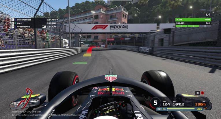 game balap mobil pc ringan F1 2019