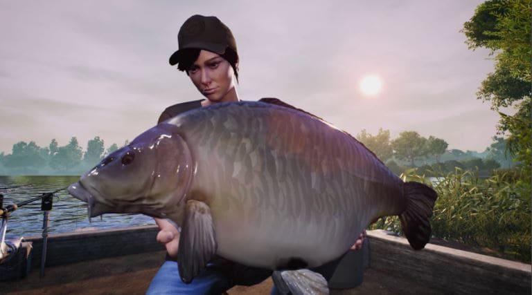 game mancing pc terbaik Euro Fishing