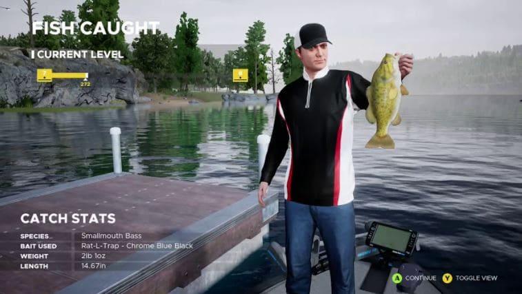 Fishing Sim World