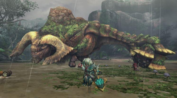 game ppsspp open world terbaik Monster Hunter Portable 3rd