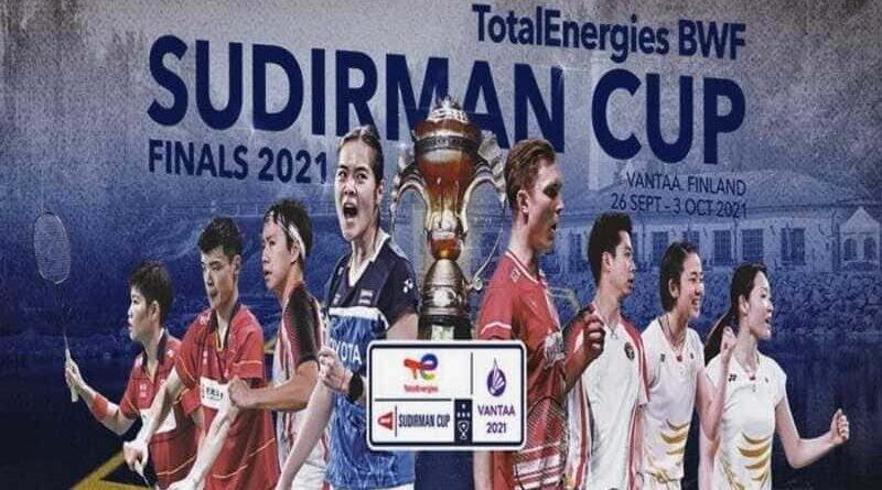 Supercell menjadi mitra di Sudirman Cup 2021