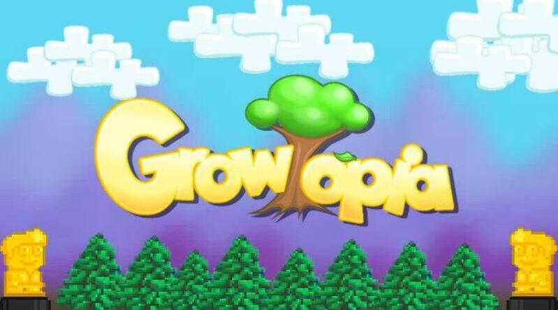 cara main growtopia di pc