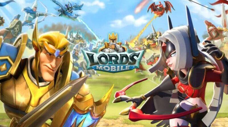 jual akun lords mobile