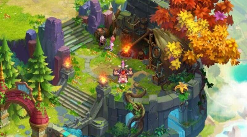 open world mmorpg android